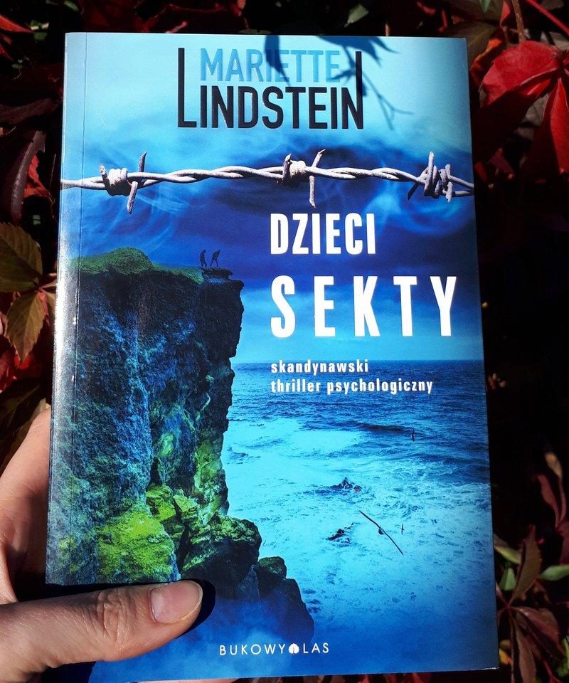 """""""Dzieci sekty"""" Mariette Lindstein"""
