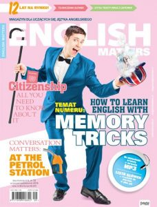 English Matters Jesień 2018