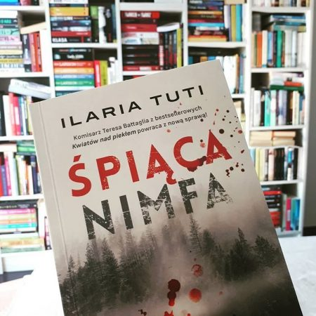 """Śpiąca Nimfa"" – Ilaria Tuti"