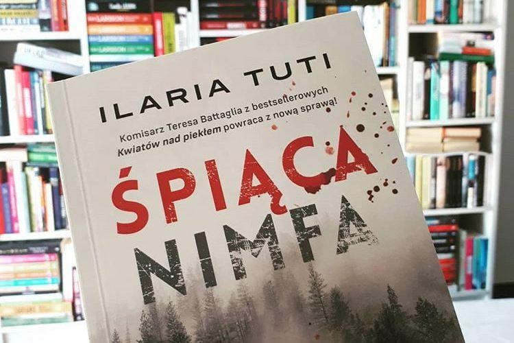 Śpiącą nimfa. Ilaria Tuti