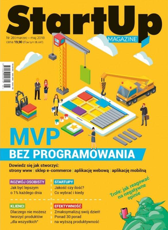 Startup Magazine. Dlaczego warto sięgnąć potoczasopismo.
